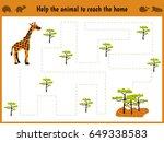 cartoon illustration of... | Shutterstock . vector #649338583