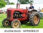 englefield uk may 28 2017 as...   Shutterstock . vector #649608613