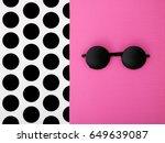 minimal style. minimalist... | Shutterstock . vector #649639087