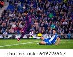 barcelona   apr 29  neymar... | Shutterstock . vector #649726957