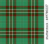 tartan seamless pattern... | Shutterstock .eps vector #649780237