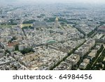 view of the city | Shutterstock . vector #64984456