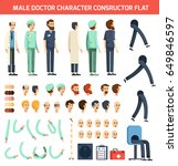constructor of doctor character