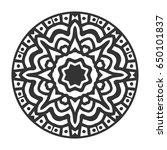Hand Drawn Mandalas. Decorativ...