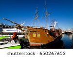 cape town  south africa  ... | Shutterstock . vector #650267653