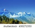 Beautiful View Of Himalayan...