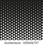black   white geometric pattern | Shutterstock .eps vector #650346757