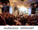 odessa  ukraine september 1 ... | Shutterstock . vector #650431687