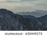 magnificent mountain ranges | Shutterstock . vector #650449273