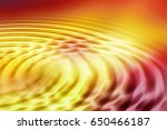 colorful ripple background | Shutterstock . vector #650466187