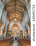 Small photo of EVORA, PORTUGAL - JUNE 2, 2016: Igreja de Sao Francisco in the Historic Centre of Evora, Portugal. The Historic Centre of Evora is a UNESCO World Heritage Site.
