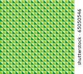 green pattern from geometrical... | Shutterstock . vector #65050546