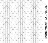 vector seamless pattern of... | Shutterstock .eps vector #650703907