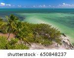 Panoramic View Of Bahia Honda...