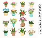 colorful vector illustration... | Shutterstock .eps vector #650995153
