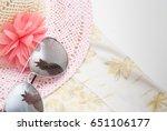 summer holiday  vacation... | Shutterstock . vector #651106177