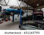 berlin   may 13  2017  car... | Shutterstock . vector #651165793