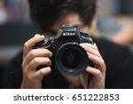 Nikon Dslr Photographer