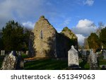 Ruin Remains Of The Adare...