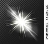 vector illustration of a white...   Shutterstock .eps vector #651369133