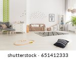 simple multifunctional baby...   Shutterstock . vector #651412333