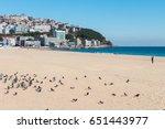 busan south korea   nov 01 ... | Shutterstock . vector #651443977