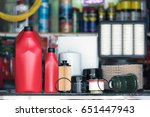 oil filter  air filter  oil... | Shutterstock . vector #651447943
