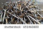 building material. | Shutterstock . vector #651463603