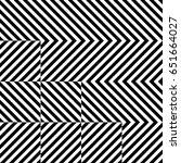 vector seamless pattern.... | Shutterstock .eps vector #651664027