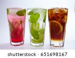 summer drink | Shutterstock . vector #651698167