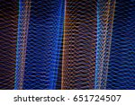 long exposure abstract... | Shutterstock . vector #651724507
