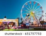 gomel  belarus   april 17  2016 ... | Shutterstock . vector #651757753