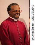 desmond tutu  london  uk  ... | Shutterstock . vector #651766543