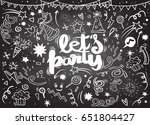 vector illustration of... | Shutterstock .eps vector #651804427