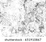 abstract black and white... | Shutterstock . vector #651910867