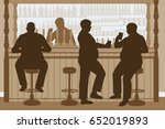 editable vector illustration of ... | Shutterstock .eps vector #652019893