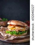 hawaiian burgers. delicious...