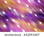 abstract shiny multicolored... | Shutterstock . vector #652091407