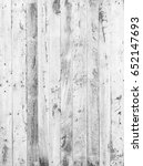 white wood plank texture... | Shutterstock . vector #652147693