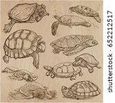 animals around the world  ...   Shutterstock .eps vector #652212517
