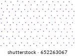 light purple vector geometric...   Shutterstock .eps vector #652263067