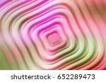 colorful ripple background | Shutterstock . vector #652289473