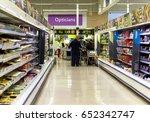 bathgate  scotland  uk   may 22 ... | Shutterstock . vector #652342747