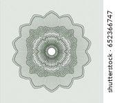 green money style rosette   Shutterstock .eps vector #652366747