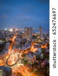 changing face of south mumbai... | Shutterstock . vector #652476697