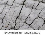 clay  kucha  soil of okinawa  | Shutterstock . vector #652532677