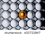 concept of individuality ... | Shutterstock . vector #652722847