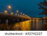 Chernavsky Bridge In The...