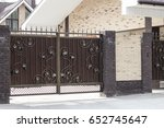 Beautiful  Modern Wrought Iron...