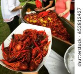Small photo of Craw fish party